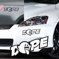 1x The JDM Dope Custom Auto Car Truck Window Drift Illest Decal Styling Sticker