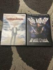 2 Bill Maher DVD's