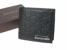 Gucci Leather Bifold Wallets for Women