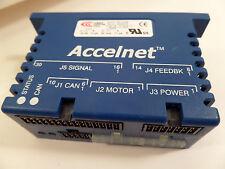 Copley Controls Accelnet Micro #800-1586B Servo Drive,CNC Retrofit,with Warranty