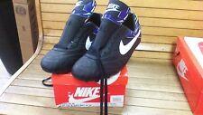 Nike Vintage RIO PLUS M BLACK/WHITE-DK CRD SIZE 10 1990'S