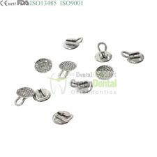 100 Lingual Ring Orthodontic Dental Molar Band Buccal Tube Archwire Niti Brace