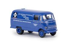 Brekina 36025 - 1/87 Mercedes-Benz L319 Kasten - Camping Gaz - Neu