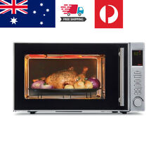 Stainless Steel Convection Microwave Oven 30L - 12 months Warranty