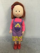Madeline doll *Dress with hearts *Ec