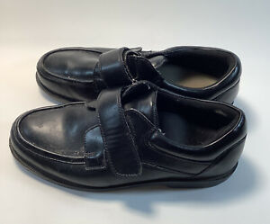 Mens Black Leather Dress Shoe Size 10