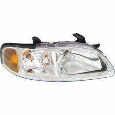 For Sentra 00-01, Passenger Side Headlight, Clear Lens