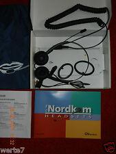 PROFI UNIVERSAL Kopfhörerset Headsets 1861-09-03 von GN,NEU+OVP,viel Tele.passt