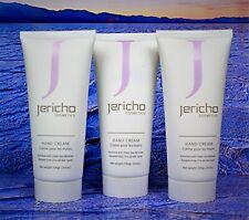 """3 x JERICHO'S Best Selling Original  """"HAND CREAM'S""""! 3 Convenient 100 gr tubes!"""