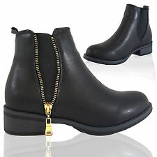 Unbranded Elasticated Ankle Boots for Women