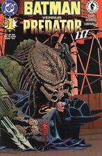 DC Batman Versus Predator III #1 (Dec. 1997) High Grade