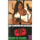 SAS N° 100 - Les canons de Bagdad - Gérard de Villiers
