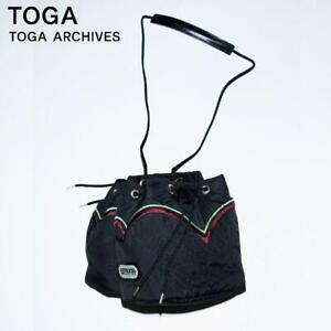 TOGA OUTDOOR PRODUCTS Drawstring Bag Ladies Limited Color Unused F/S from Japan