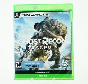 Tom Clancy's Ghost Recon Breakpoint Includes Sentinel Corp Pack: Xbox One