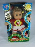 Munchkin Cheers Interactive Doll Lovee Doll 2004 Aus Seller