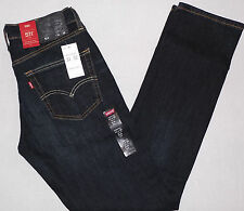 New Levi's 511 Men's Slim Fit Stretch Jeans W31L32
