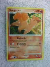Carte pokémon goupix 102/127 commune Platine Set de Base