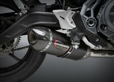 Yoshimura 14651AM220 Carbon Alpha Full Exhaust System 17-19 Kawasaki Ninja Z650
