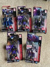 transformers combiner wars lot of 5