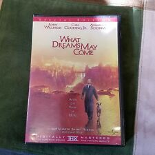 What Dreams May Come Robin Williams Cuba Gooding Jr Annabella Sciorra Dvd