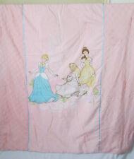 "Cinderella  comforter blanket bedspread 70"" x 88""  Princess"