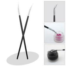 Professional Eyeliner Brush Thin Cosmetics Brushes for Gel or Powder Eye Line