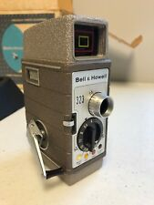 8MM Movie Camera Bell & Howell Sunometer 323 (Vintage/Art Deco)