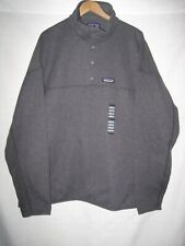 Patagonia Lw Better Sweater Marsupial Pullover Men's Xxl Forge Gray Xxl Nwt New