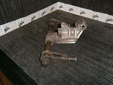 honda VF500F INTERCEPTOR US 1985 rear wheel spindle & spacers caliper bracket