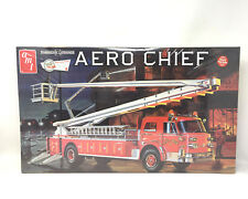AMT American LaFrance Aero Chief Fire Truck #980/06 1-25 Model Kit Sealed  K-82
