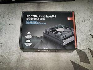 Noctua NH-L9a Chromax Pure Black CPU Cooler - 92mm