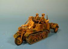 Lineol / Elastolin - Wehrmacht - Afrikakorps Kettenkrad – 7cm Serie