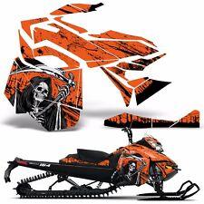 Decal Graphic Kit Ski Doo Rev XM Skidoo Sled Snowmobile Wrap Decal 13-14 REAP O