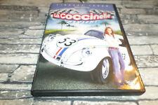 DVD -  La Coccinelle Revient / Lindsay Lohan Michael Keaton / DVD WALT DISNEY