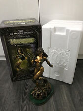 CS Moore Witchblade Faux Bronze Limited Edition Painted Statue Marvel Sample