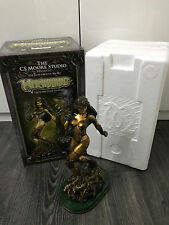 CS Moore WITCHBLADE Faux Bronze Limited Edition Statue peinte Marvel Sample