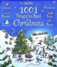 1001 Things to Spot at Christmas, Frith, Alex, Good Book