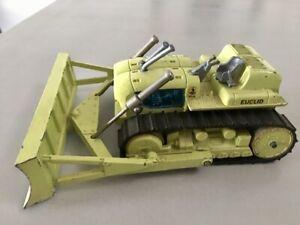 "Corgi Major Toys  ""EUCLID TC-12 TRACTOR"""