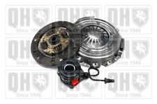 OPEL CORSA C 1.2 Clutch Kit 3pc (Cover+Plate+CSC) 00 to 03 Z12XE 5 Speed MTM QH