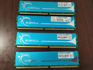 Lot of 4 DDR2 2GB PC2 8500(DDR2-1066) desktop Memory Tested