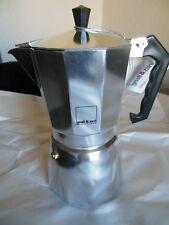 """Gnali & Zani Italian Coffee/Espresso /Percolator! """" 3 cup ** Free  Shipping"""