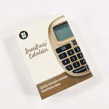Weight Watchers WW Smart Points Calculator