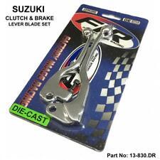 New Suzuki RM 125 RM 250 96-03 FIR Brake Clutch Lever Set 97 98 99 00 01 02