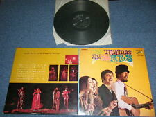 The MAMAS and The PAPAS Japan 1968 Original Ex LP DELUXE