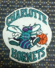 NBA CHARLOTTE HORNETS Patch ONE, TWO, THREE, OR FIVE