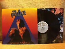 The Police Zenyatta Mondatta Record vinyl LP