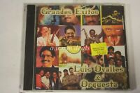 Grandes Exitos Luis Ovalles & Orquestra - Manhattan Latin  Music CD