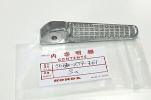 HONDA PEDANA POSTERIORE SX PER CRF1000-CBR600-900-1000-VTR1000 50730-KT7-761