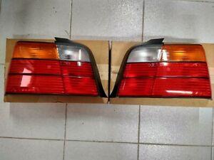 BMW E36 tail lights Euro SEDAN L+R  !!NEW!! GENUINE 63211387361 63211387362