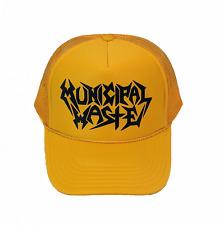 MUNICIPAL WASTE (Yellow Wasted) Trucker Hat